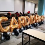 Balloon Letters Display Decorations