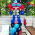 Balloon Transformer Sculpture