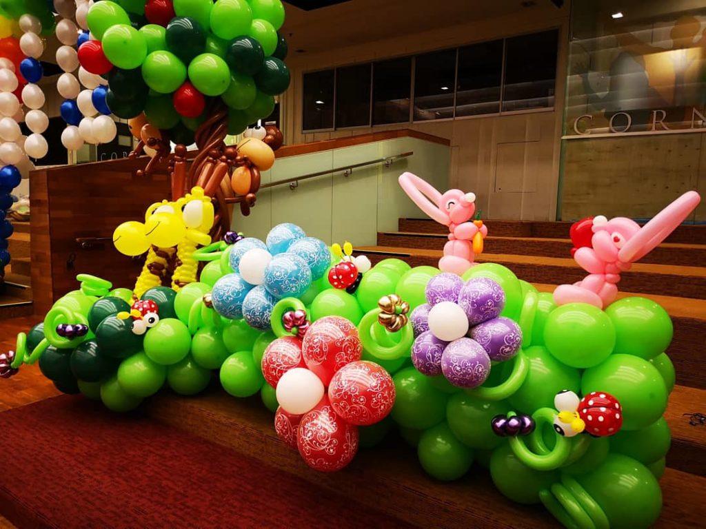 Balloon Venue Decoration Company
