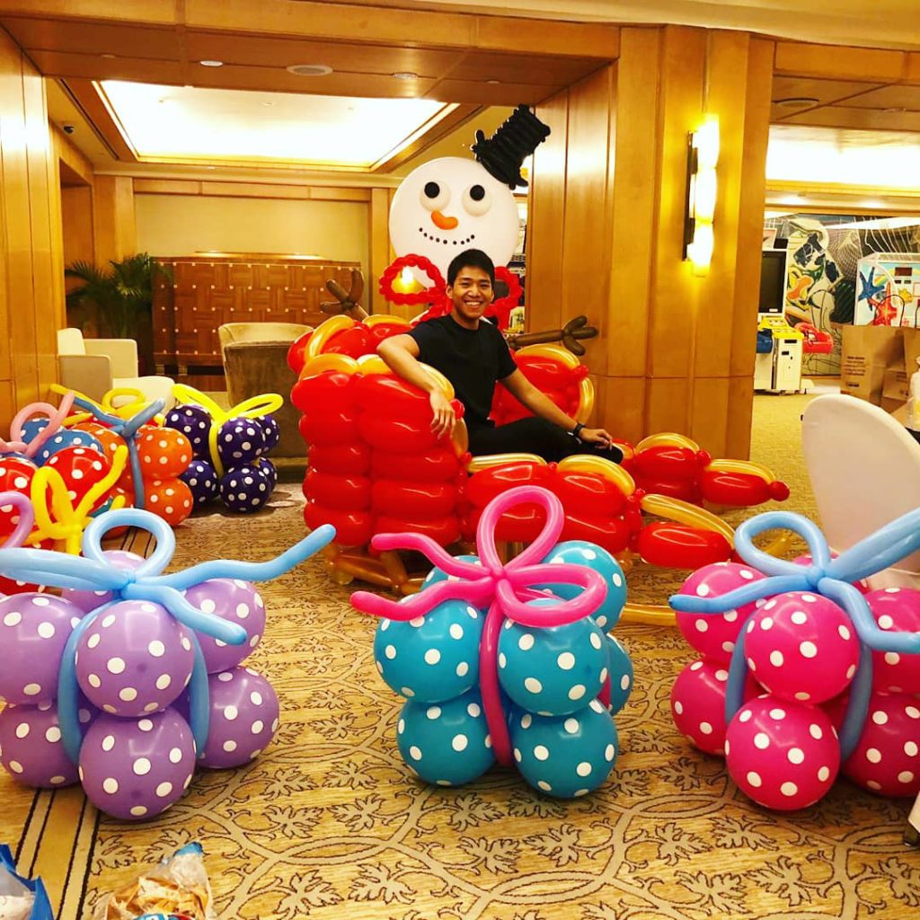 Singapore Premium Balloon Services