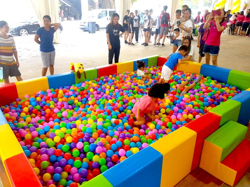 Large Ball Pit for Events