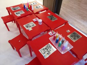 Art and Craft Birthday Party Package