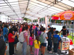Carnival Live Food Station