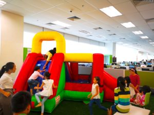 Inflatable Bouncy Castle Rental