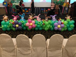 Balloon Decorations for Kids Event
