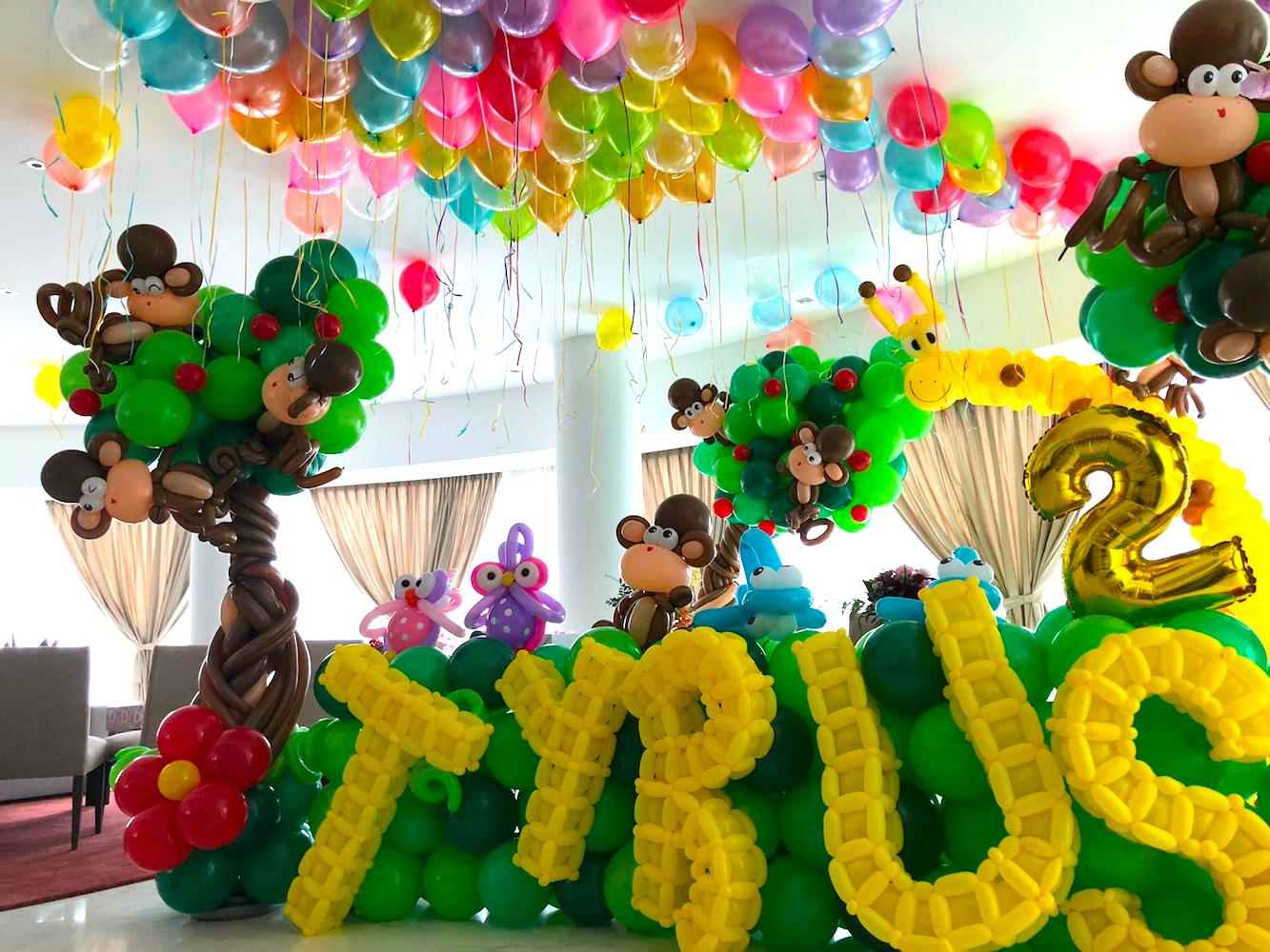 Balloon Decorations for Party Singapore