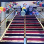 Helium balloon decorations singapore