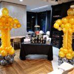Oscar Balloon Sculpture Decoration