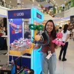 Balloon Sculpting for UOB Roadshow