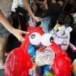 Small Balloon Lobster Sculpture