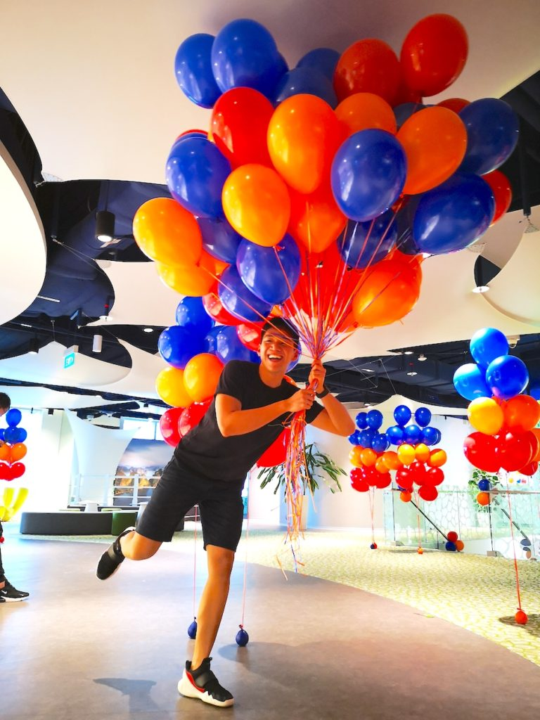 Helium Balloon Delivery Service Singapore
