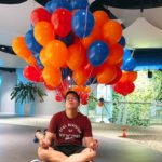Helium Balloons for Corporate Party