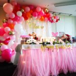 Orgainc Balloon Half Arch