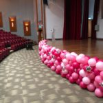Stage Front Decor Ideas