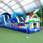 Under the Sea Obstacle Course Rental