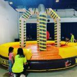 Wrecking Ball Inflatable Game Rental