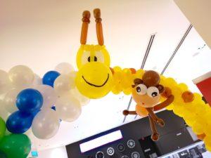 Balloon Giraffe Singapore