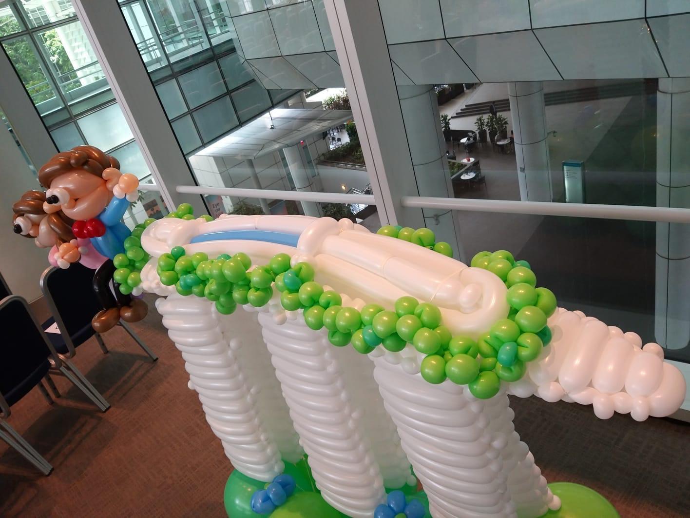 Balloon MBS Sculpture Decoration