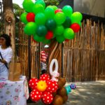 Balloon Tree Decoration