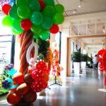Balloon Tree Decorations