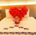 Hotel Balloon Decortions