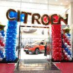 Rectangle Balloon Arch for Citroen