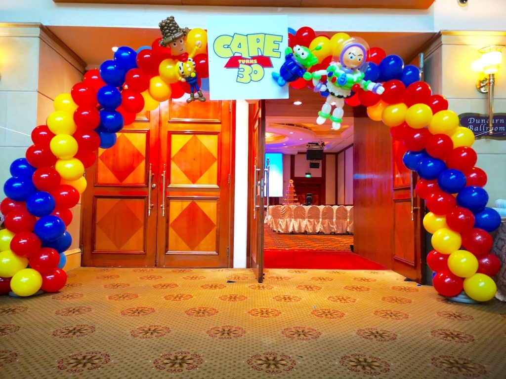 Toy Story Balloon Arch Decorations