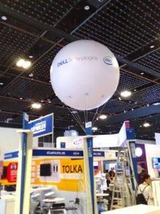 Advertising Giant Helium Balloon Rental