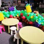 Balloon Fruits Border Singapore