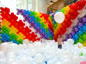 Central Mall Balloon Pit