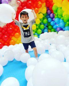Giant Balloon Playground