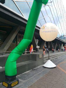 Giant Tripod Balloon Singapore