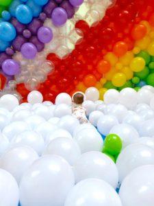 Kids Balloon Pit