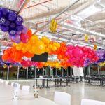 Organic Balloon Garland Decorations 1