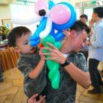 Balloon Elephant Sculpture Singapore