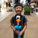Balloon Penguin Sculpture