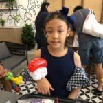 Balloon Sushi Sculpture
