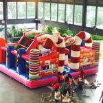 Candy Land Bouncy Castle Rental Singapore