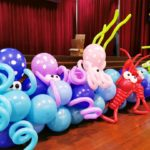 Sea Balloon Decorations