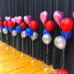 Helium Balloon Bouquet Decoration