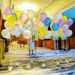 Helium Balloon Bundle Decoration Singapore