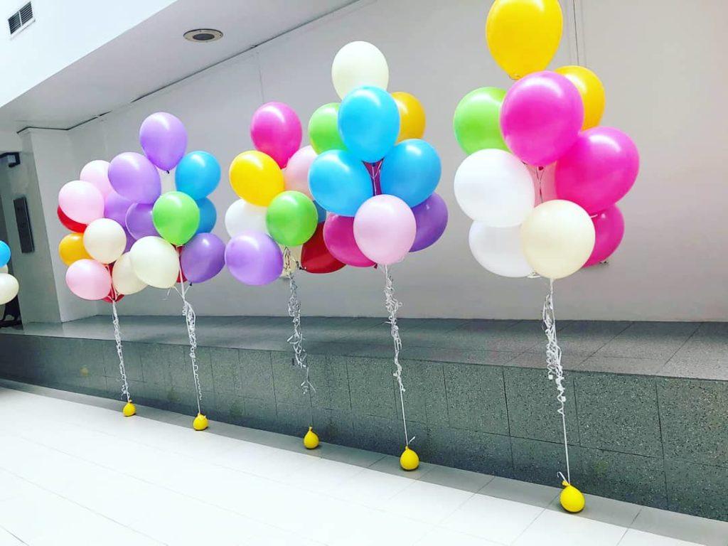 Helium Balloon Bundles Delivery