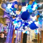 Lighted Organic Balloons
