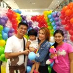Balloon Pit for family day
