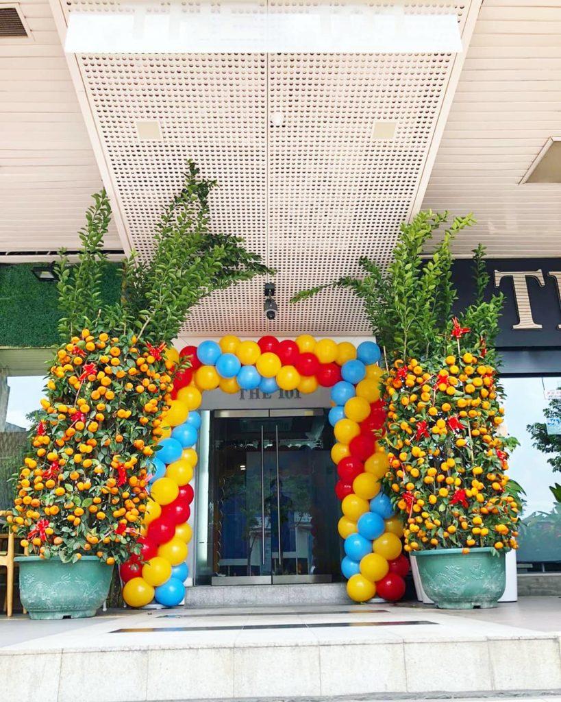 Balloon Square Arch Singapore