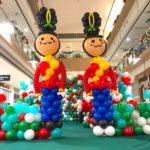Giant Balloon Nutcracker Sculpture