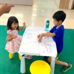Kids Colouring Activity Singapore