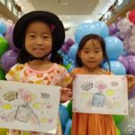 Kids Colouring Activity in Singapore