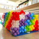 Rainbow Balloon Decorations Singapore