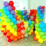 Rainbow Balloon Pit 1